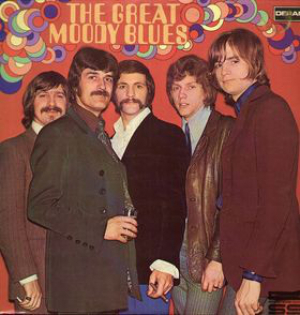 The Moody Blues (1968) ‎– The Great Moody Blues