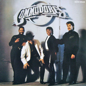 Commodores (1988) ‎– Rock Solid