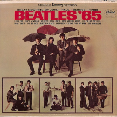 The Beatles (1964-6) ‎– Beatles '65