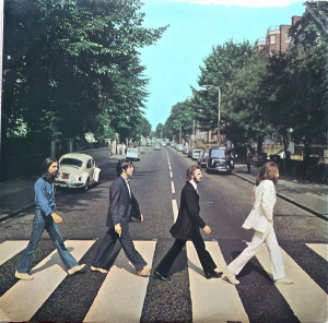 The Beatles (1969-2) ‎– Abbey Road