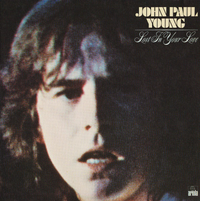 John Paul Young (1978) ‎– Lost In Your Love