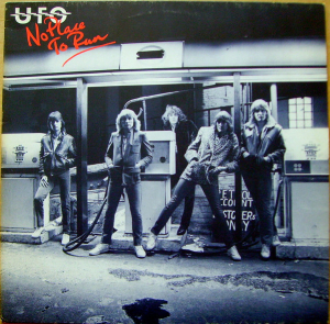UFO (1980) ‎– No Place To Run