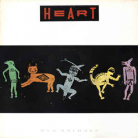 Heart (1987) ‎– Bad Animals