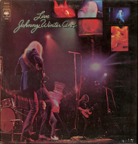 Johnny Winter (1971) And ‎– Live