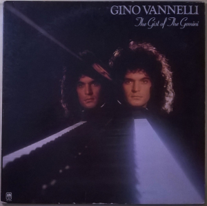 Gino Vannelli (1976) ‎– The Gist Of The Gemini