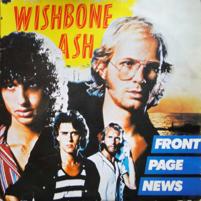 Wishbone Ash (1977) ‎– Front Page News