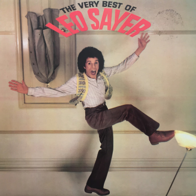 Leo Sayer (1979) ‎– The Very Best Of Leo Sayer