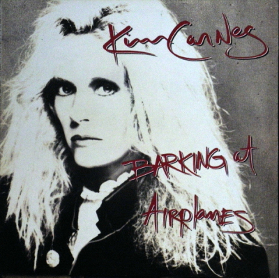 Kim Carnes (1985) ‎– Barking At Airplanes