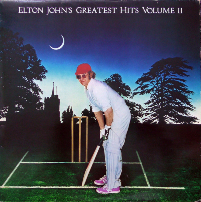 Elton John (1977) ‎– Elton John's Greatest Hits Volume II