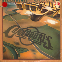 Commodores (1978) ‎– Natural High
