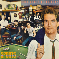 Huey Lewis And The News (1983) ‎– Sports