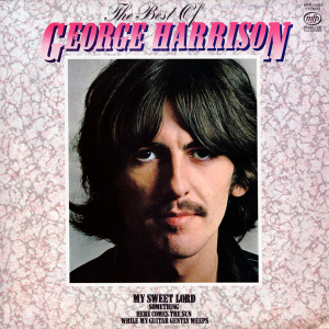 George Harrison (1985) ‎– The Best Of George Harrison