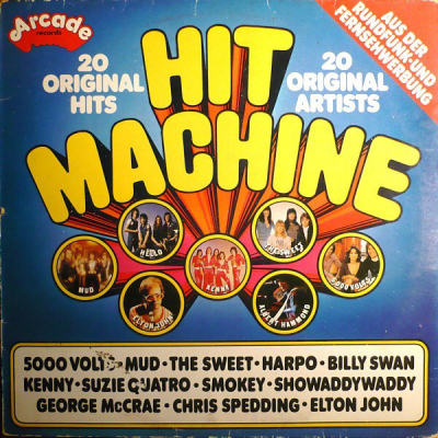 Hit Machine (1975)
