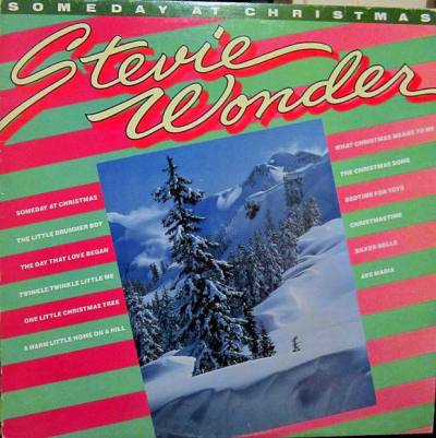 Stevie Wonder (1967) ‎– Someday At Christmas