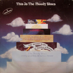The Moody Blues (1974) ‎– This Is The Moody Blues
