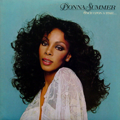 Donna Summer (1977) ‎– Once Upon A Time...