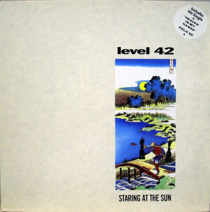 Level 42 (1988) ‎– Staring At The Sun