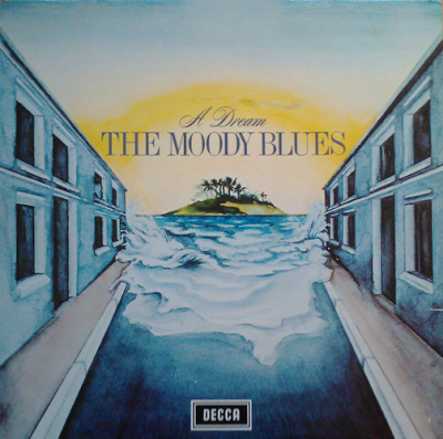 The Moody Blues (1976) ‎– A Dream