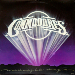 Commodores (1979) ‎– Midnight Magic