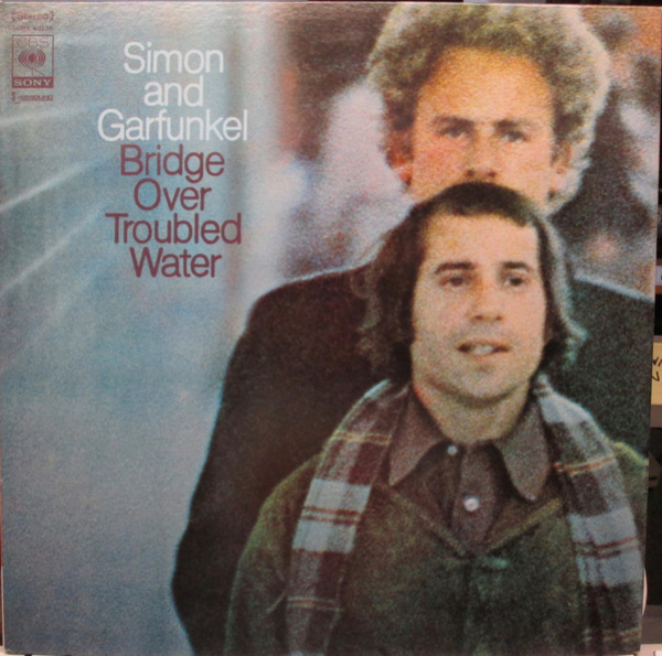 Simon & Garfunkel (1970) ‎– Bridge Over Troubled Water