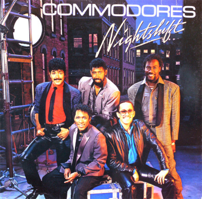 Commodores (1985) ‎– Nightshift