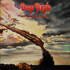 Deep Purple (1974) ‎– Stormbringer
