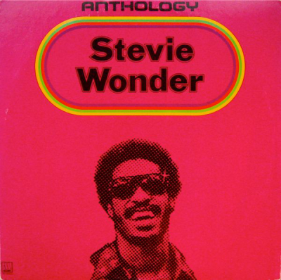 Stevie Wonder (1977) ‎– Anthology