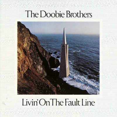 The Doobie Brothers (1977) ‎– Livin' On The Fault Line
