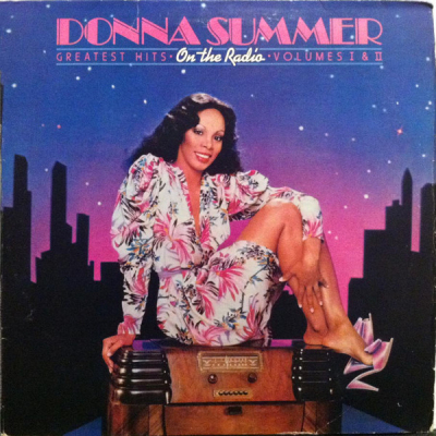Donna Summer (1979) ‎– On The Radio - Greatest Hits Vol. I & II