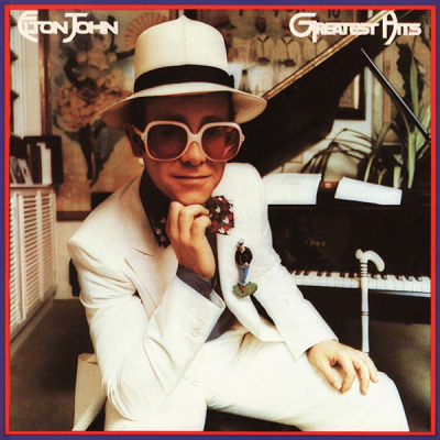 Elton John (1977) ‎– Greatest Hits