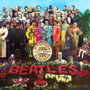 The Beatles (1967-1) ‎– Sgt. Pepper's Lonely Hearts Club Band