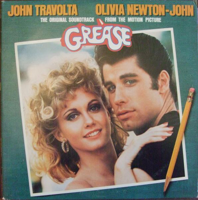 Grease (1978) - The Original Soundtrack From The Motion Picture (2LP)