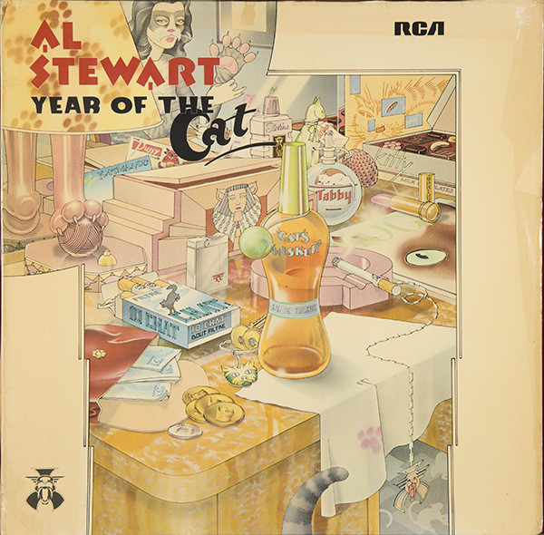 Al Stewart (1976) ‎– Year Of The Cat