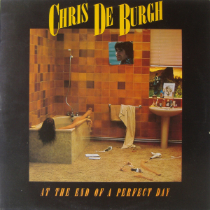 Chris de Burgh (1977) ‎– At The End Of A Perfect Day