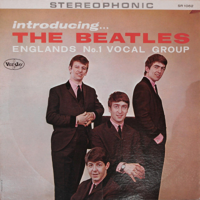 The Beatles (1964-7) ‎– Introducing... The Beatles