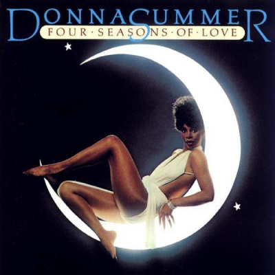 Donna Summer (1976) ‎– Four Seasons Of Love