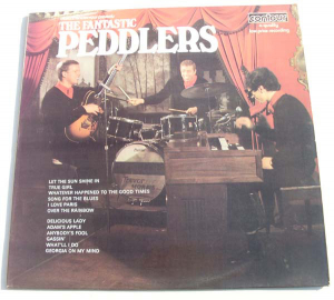 The Peddlers (1968) ‎– The Fantastic Peddlers