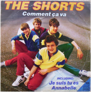 The Shorts (1985) ‎– Comment Ça Va