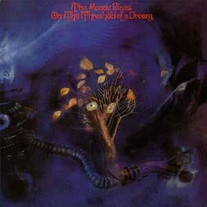 The Moody Blues (1969) ‎– On The Threshold Of A Dream