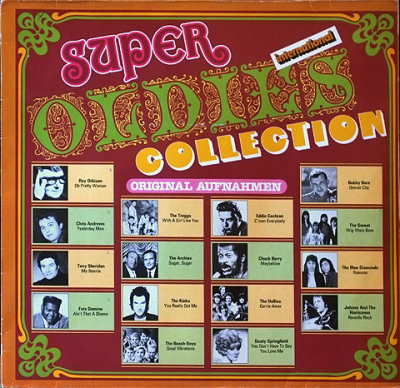 Super Oldies Collection International (14 736 3)