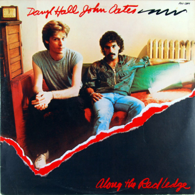 Daryl Hall & John Oates (1978) ‎– Along The Red Ledge