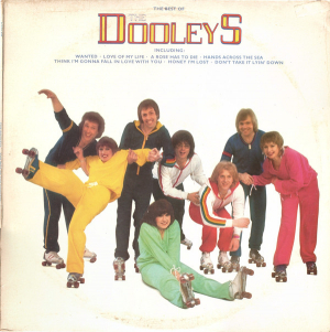 The Dooleys (1979) ‎– The Best Of The Dooleys