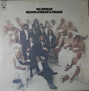 Blood, Sweat And Tears (1973) ‎– No Sweat