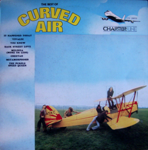 Curved Air (1976) ‎– The Best Of Curved Air