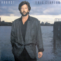 Eric Clapton (1986) ‎– August