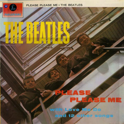 The Beatles (1963) ‎– Please Please Me