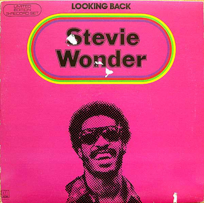 Stevie Wonder (1977) ‎– Looking Back