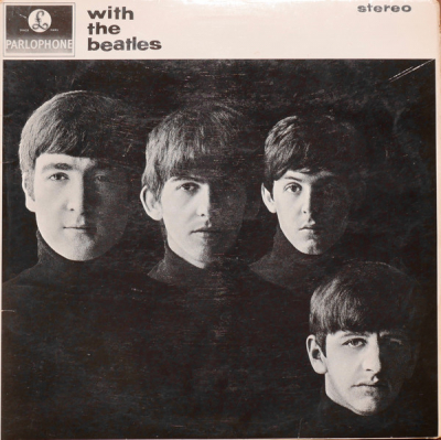 The Beatles (1963) ‎– With The Beatles