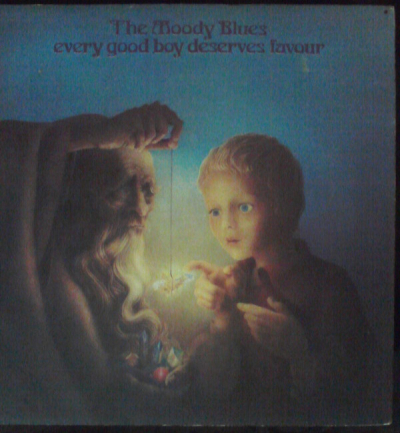 The Moody Blues (1971) ‎– Every Good Boy Deserves Favour