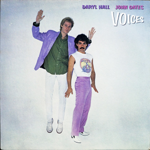 Daryl Hall & John Oates (1980) ‎– Voices